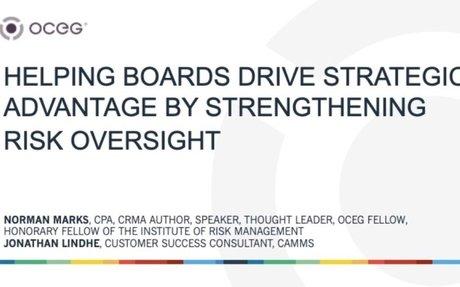 AKQKA - Helping Boards Drive Strategic Advantage by Strengthening Risk Oversight