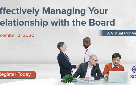 ALLIA - Effectively Managing Your Relationship with the Board