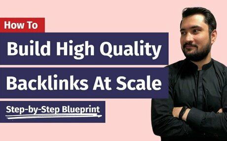 How We Built High Quality Backlinks At Scale Using Personalization