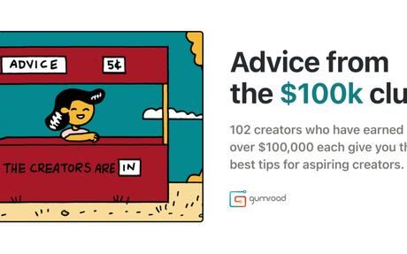 102 Six-Figure Creators Give Their Best Tip for Aspiring Creators