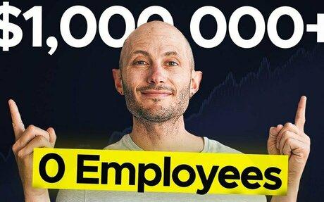 3 Entrepreneurs Making $1M+ With 0 Employees