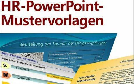 HR-PowerPoint Mustervorlagen