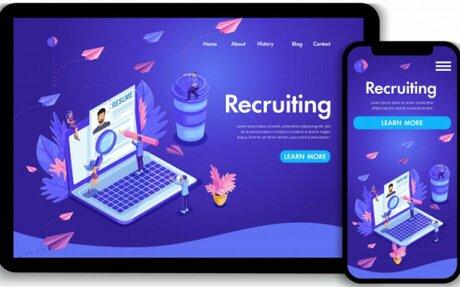 Recruiting: Deckt viele Bereiche ab