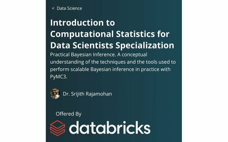 Introduction to Computational Statistics for Data Scientists