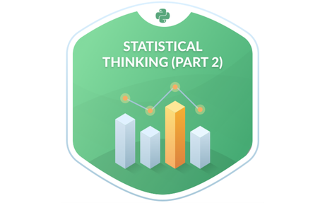 Statistical Thinking in Python (Part 2)
