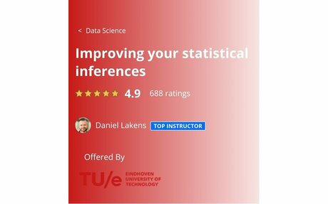 Improving your Statistical Inferences