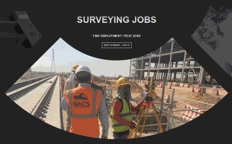 Land Surveying Jobs Gateway