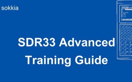 Sokkia Equipment Surveying Guides and Manuals