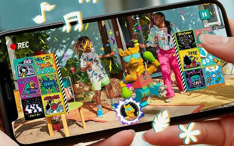 BRAND HIGHLIGHT // Lego Partners With Universal To Create AR Music Video App