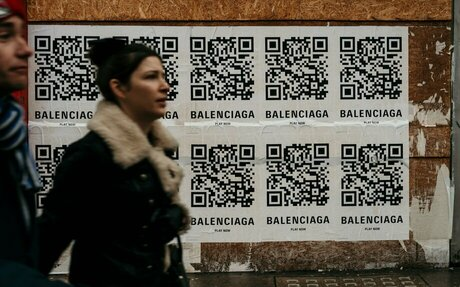 TECH // Don't Call It A Comeback, QR Codes Never Went Away