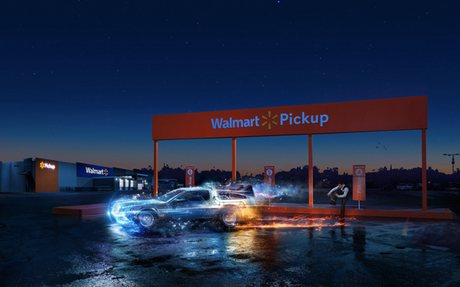 TECH // Walmart Looks To Try a Driverless Truck Trial