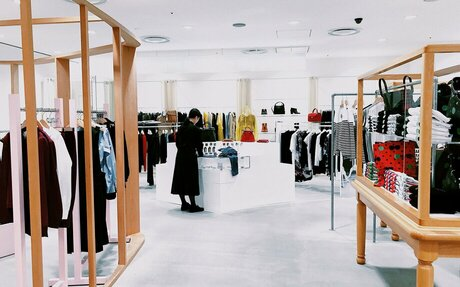 RETAIL // Creating Models For A More Sustainable Future for Retail