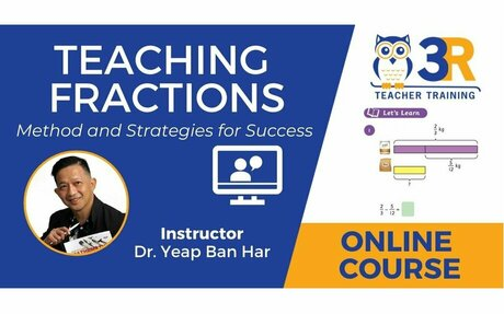 Teaching Fractions: Methods and Strategies for Success | 3R Teacher Training