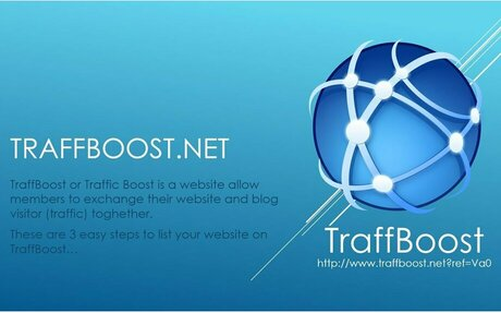 Traffic Boost is the best community which can boost more live traffic