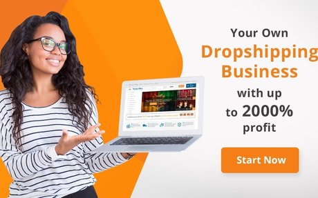 Get Your Own Money-Making AliExpress Dropshipping Business Today! Build a store by your...