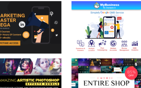 DealFuel is a one-stop shop for cool Tech Deals & amazing offers for web developers,des...