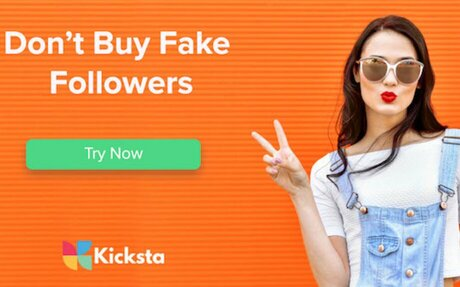 Want More Real Instagram Followers?With Kicksta