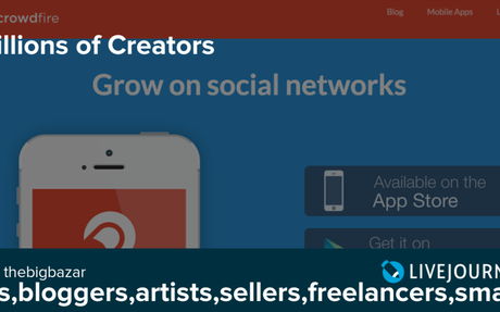 Millions of Creators YouTubers,bloggers,artists,sellers,freel ancers,small businesses, ...