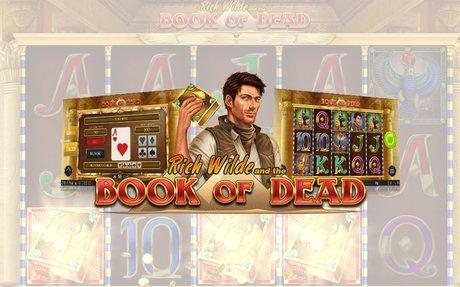 book of dead betsson